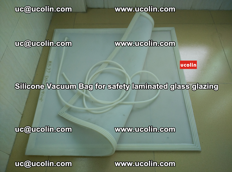 Silicone Vacuum Bag for safety laminated glass glazing EVA PVB SGP TPU FILM (12)