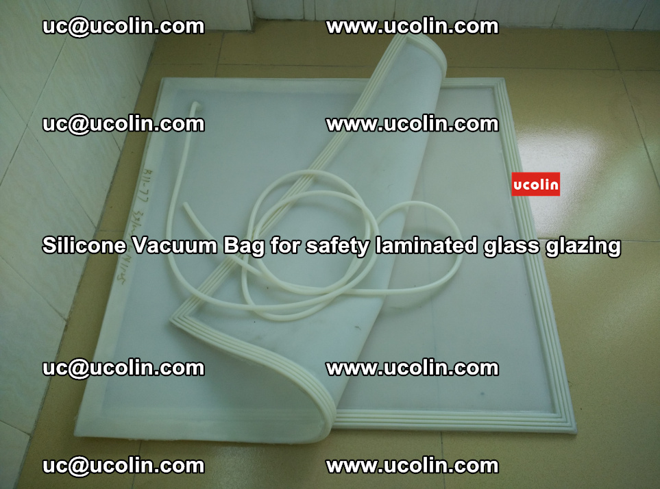 Silicone Vacuum Bag for safety laminated glass glazing EVA PVB SGP TPU FILM (13)