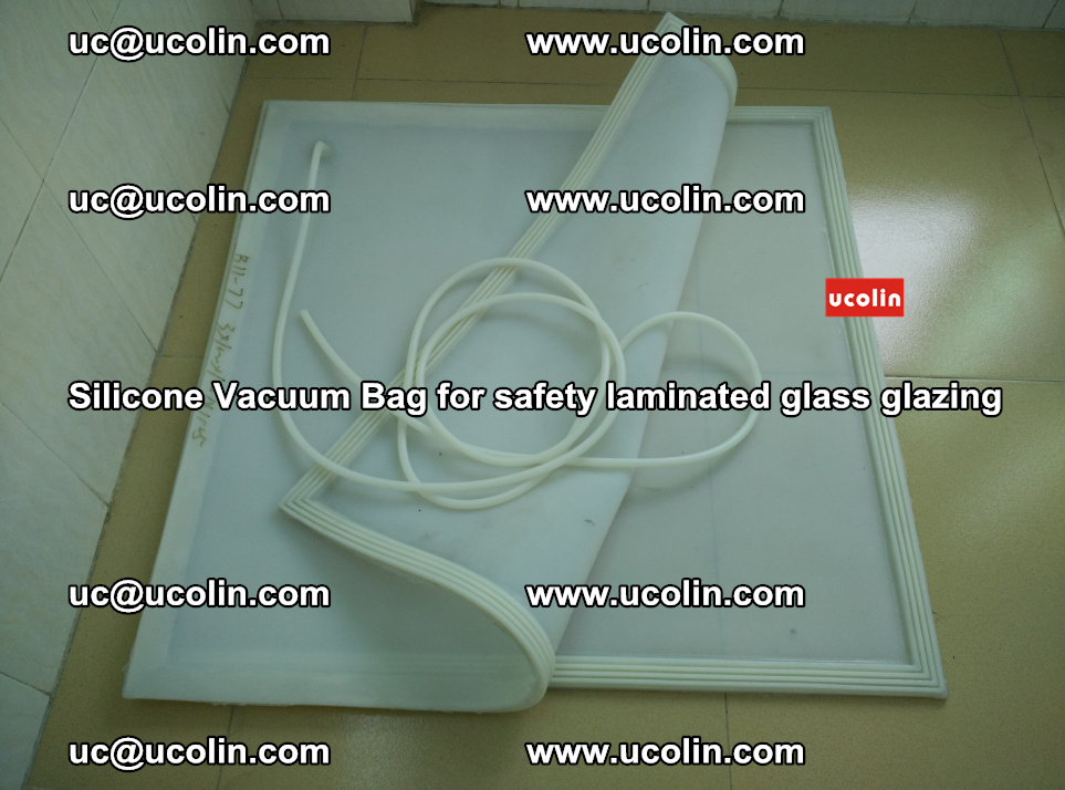 Silicone Vacuum Bag for safety laminated glass glazing EVA PVB SGP TPU FILM (14)