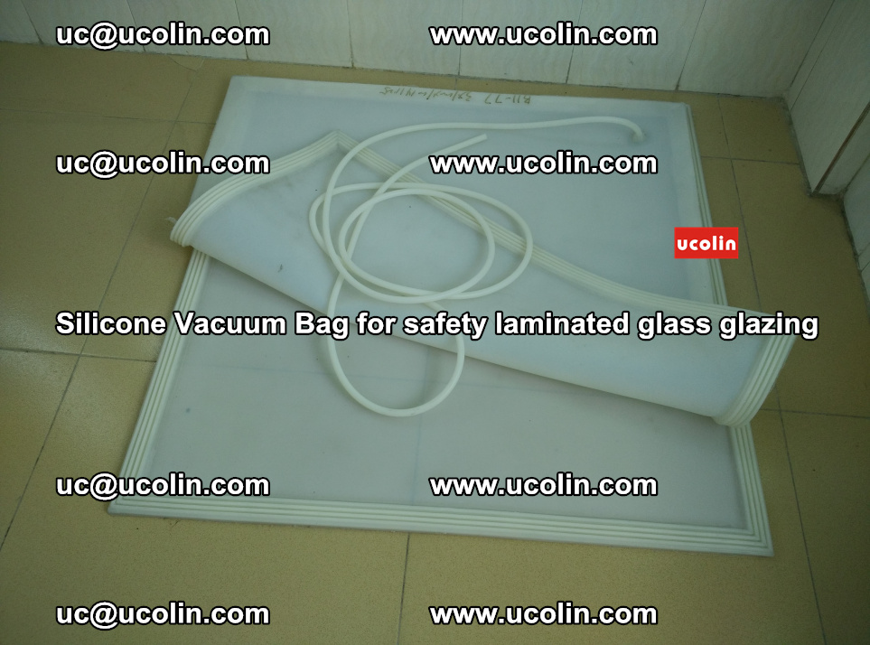 Silicone Vacuum Bag for safety laminated glass glazing EVA PVB SGP TPU FILM (18)