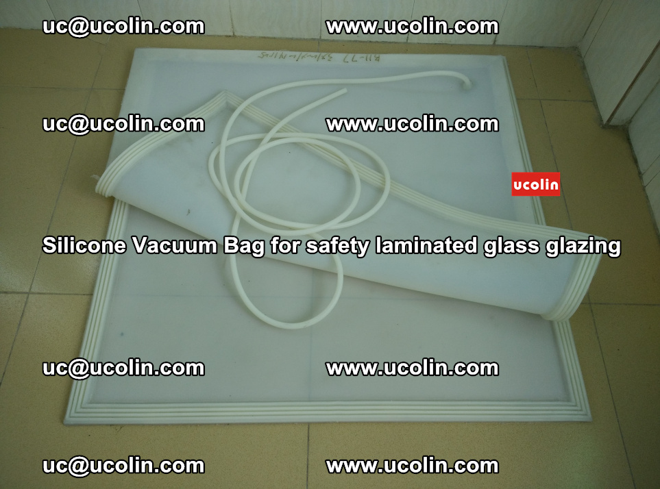 Silicone Vacuum Bag for safety laminated glass glazing EVA PVB SGP TPU FILM (26)