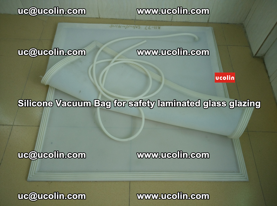 Silicone Vacuum Bag for safety laminated glass glazing EVA PVB SGP TPU FILM (27)