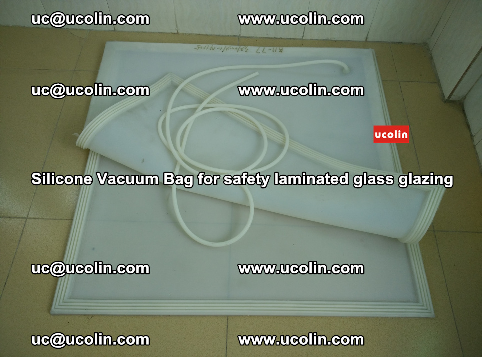 Silicone Vacuum Bag for safety laminated glass glazing EVA PVB SGP TPU FILM (33)