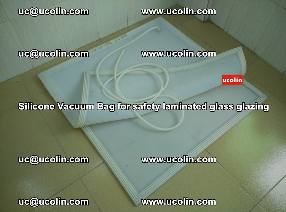 Silicone Vacuum Bag for safety laminated glass glazing EVA PVB SGP TPU FILM (4)