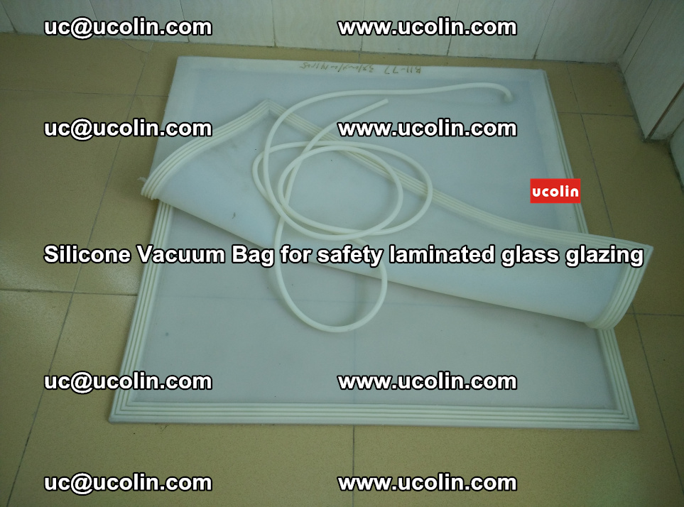 Silicone Vacuum Bag for safety laminated glass glazing EVA PVB SGP TPU FILM (50)