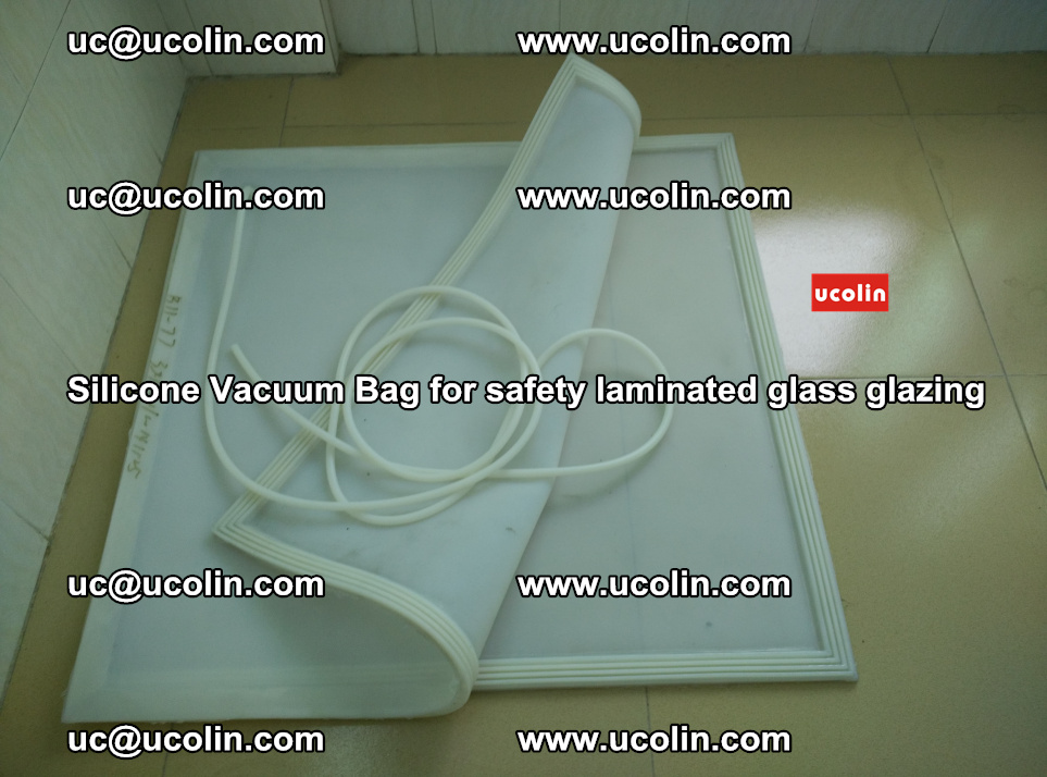 Silicone Vacuum Bag for safety laminated glass glazing EVA PVB SGP TPU FILM (7)