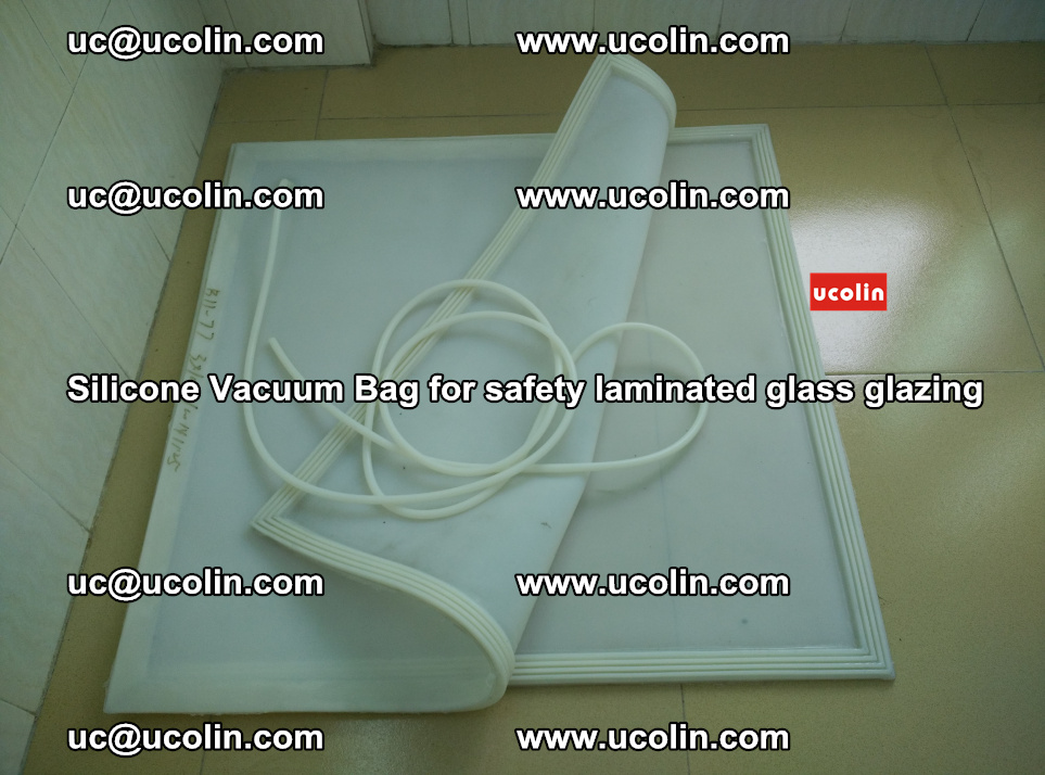 Silicone Vacuum Bag for safety laminated glass glazing EVA PVB SGP TPU FILM (8)