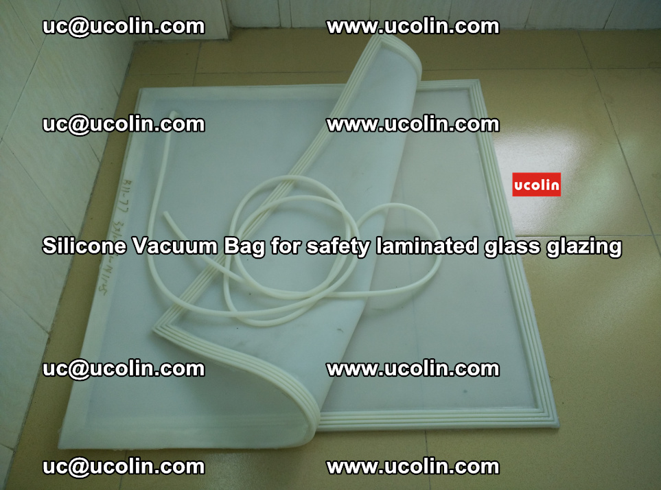 Silicone Vacuum Bag for safety laminated glass glazing EVA PVB SGP TPU FILM (9)