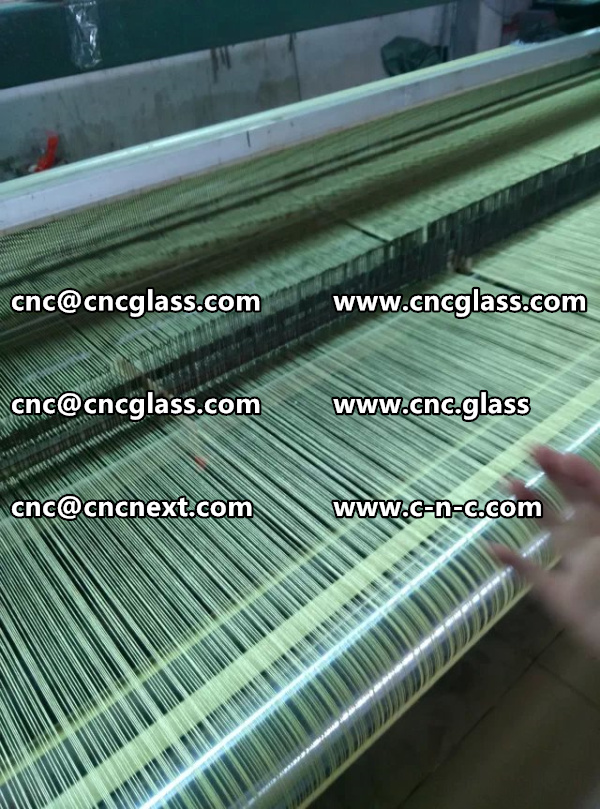 TEFLON MESH FOR SAFETY GLAZING VACUUMING (7)